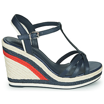Sandales Tommy Hilfiger TOMMY STRAPPY HIGH WEDGE