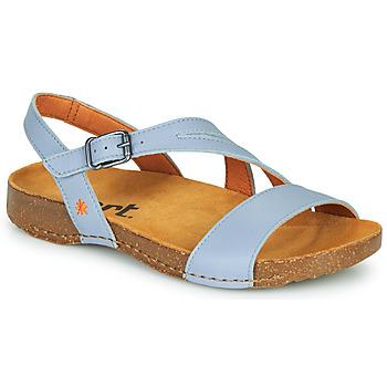 Chaussures Femme Sandales et Nu-pieds Art I BREATHE Bleu
