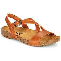 Chaussures Femme Sandales et Nu-pieds Art I BREATHE Marron