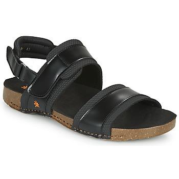 Chaussures Homme Sandales et Nu-pieds Art I BREATHE Noir