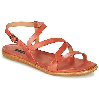 Chaussures Femme Sandales et Nu-pieds Neosens AURORA Rouge