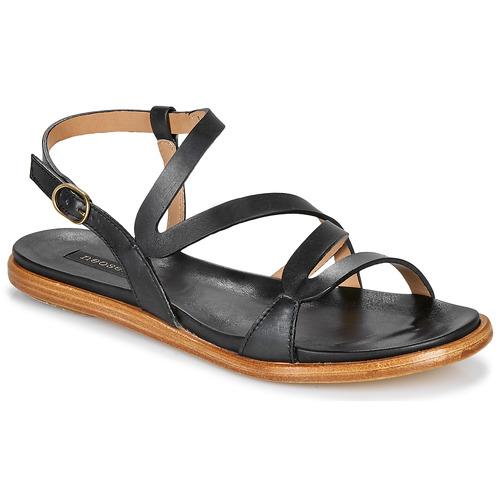 Chaussures Femme Sandales et Nu-pieds Neosens AURORA Noir