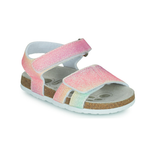 Chaussures Fille Sandales et Nu-pieds Chicco FIORE Multicolore