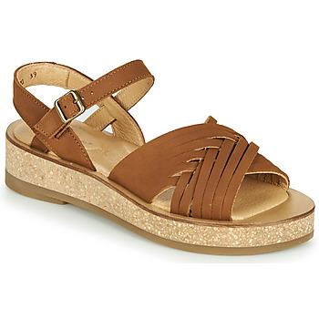 Chaussures Femme Sandales et Nu-pieds El Naturalista TÜLBEND Marron
