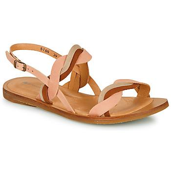 Chaussures Femme Sandales et Nu-pieds El Naturalista TULIP Rose / Marron / Beige
