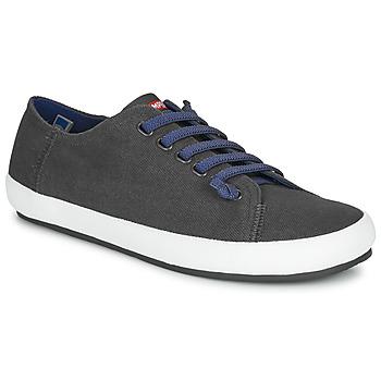 Chaussures Homme Baskets basses Camper Peu Rambla Vulcanizado Grey