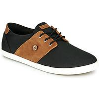 Chaussures Homme Baskets basses Faguo CYPRESS Noir / Marron