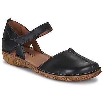 Chaussures Femme Sandales et Nu-pieds Josef Seibel ROSALIE 42 Noir