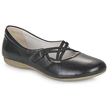 Chaussures Femme Ballerines / babies Josef Seibel FIONA 39 Noir