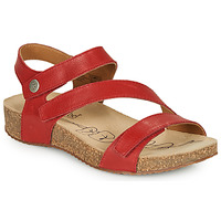 Chaussures Femme Sandales et Nu-pieds Josef Seibel TONGA 25 Rouge