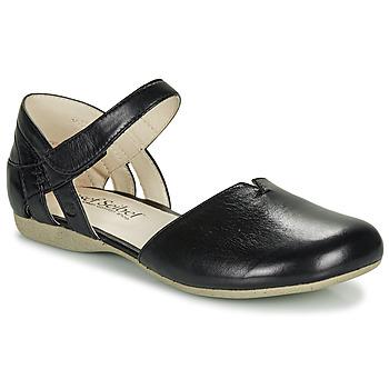 Chaussures Femme Sandales et Nu-pieds Josef Seibel fiona67 Noir