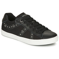 Chaussures Fille Baskets basses Geox J KILWI GIRL BLACK