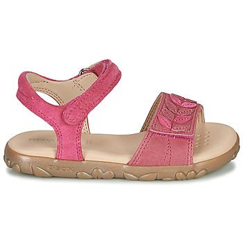 Sandales enfant Geox J SANDAL HAITI GIRL