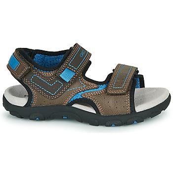 Sandales enfant Geox JR SANDAL STRADA