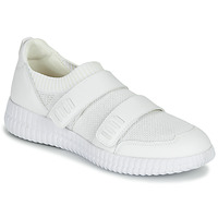 Chaussures Femme Baskets basses Geox D NOVAE Blanc