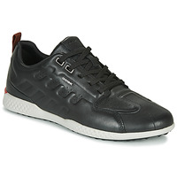 Chaussures Homme Baskets basses Geox U SNAKE.2 Noir