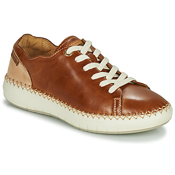 Chaussures Femme Baskets basses Pikolinos MESINA W6B Marron / Beige