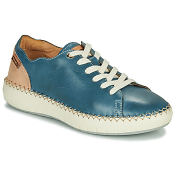 Chaussures Femme Baskets basses Pikolinos MESINA W6B Bleu / Rose