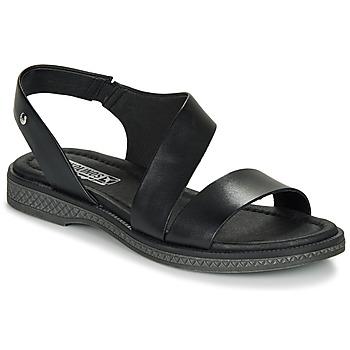 Chaussures Femme Sandales et Nu-pieds Pikolinos MORAIRA W4E Noir