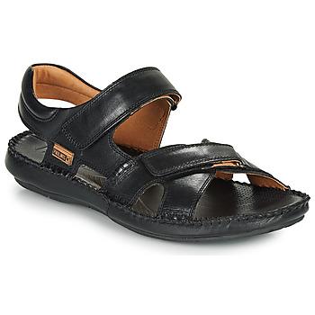 Chaussures Homme Sandales et Nu-pieds Pikolinos TARIFA 06J Noir