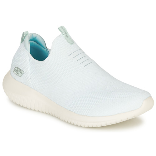Chaussures Femme Fitness / Training Skechers ULTRA FLEX Blanc