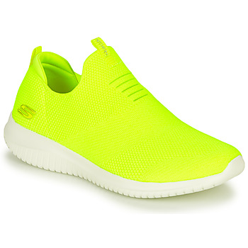 Chaussures Femme Fitness / Training Skechers ULTRA FLEX Jaune