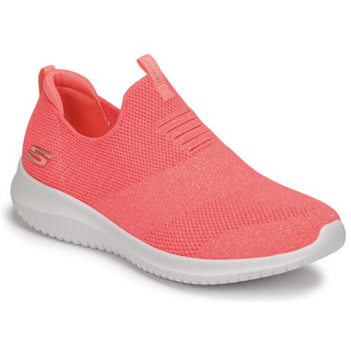 Chaussures Femme Fitness / Training Skechers ULTRA FLEX Rose