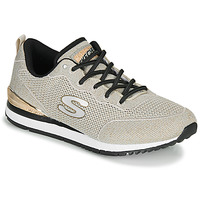Chaussures Femme Baskets basses Skechers SUNLITE MAGIC DUST Gris / Doré
