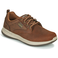Chaussures Homme Baskets basses Skechers DELSON ANTIGO Marron