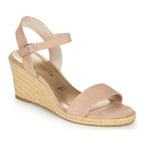 Chaussures Femme Sandales et Nu-pieds Tamaris LIVIAN Rose