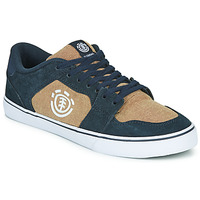 Chaussures Homme Baskets basses Element HEATLEY Bleu / Beige