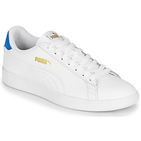 Chaussures Homme Baskets basses Puma PUMA SMASH V2L Blanc