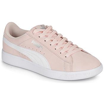 Chaussures Femme Baskets basses Puma VIKKY NR Rose