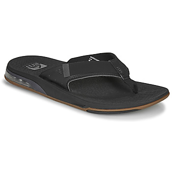 Chaussures Homme Tongs Reef FANNING LOW Noir
