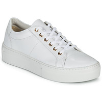 Chaussures Femme Baskets basses Vagabond ZOE PLATFORM Blanc