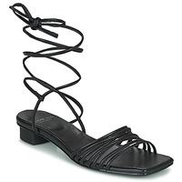 Chaussures Femme Sandales et Nu-pieds Vagabond ANNI Noir