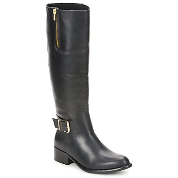 Botte ville Betty London NIDIL Noir