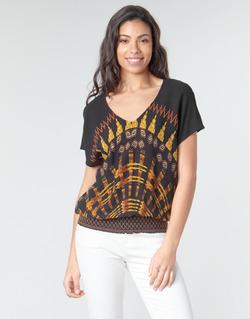 Vêtements Femme Tops / Blouses Desigual NAPOLES Multicolore
