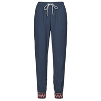 Vêtements Femme Pantalons fluides / Sarouels Desigual ISABELLA Marine