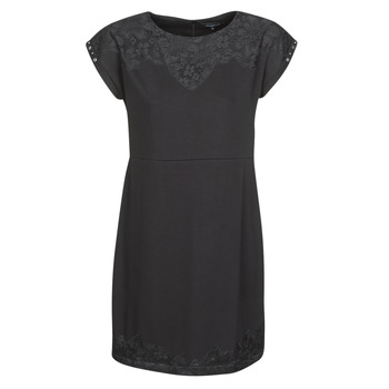 Vêtements Femme Robes courtes Desigual BANQUET Noir