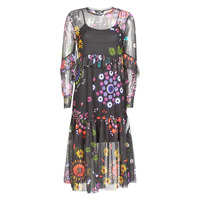 Vêtements Femme Robes longues Desigual PORTLAND Multicolore