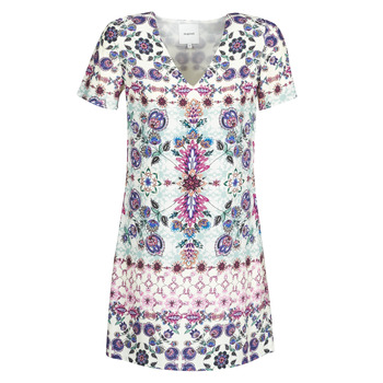 Vêtements Femme Robes courtes Desigual YUKON Multicolore