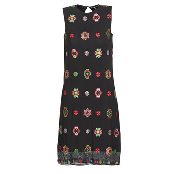 Vêtements Femme Robes courtes Desigual TRESOR Multicolore