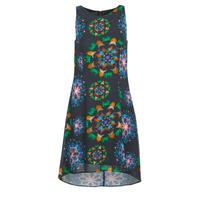 Vêtements Femme Robes courtes Desigual CLAIR Multicolore