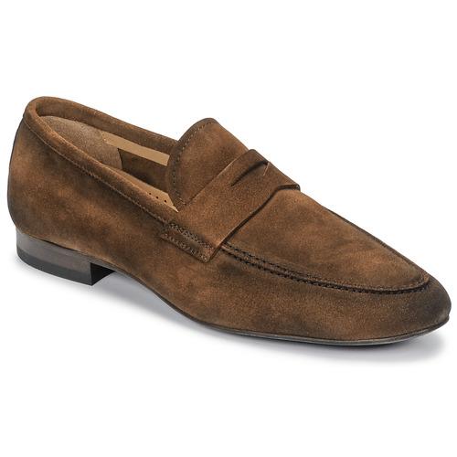 Chaussures Homme Mocassins Brett & Sons FIRICE Marron