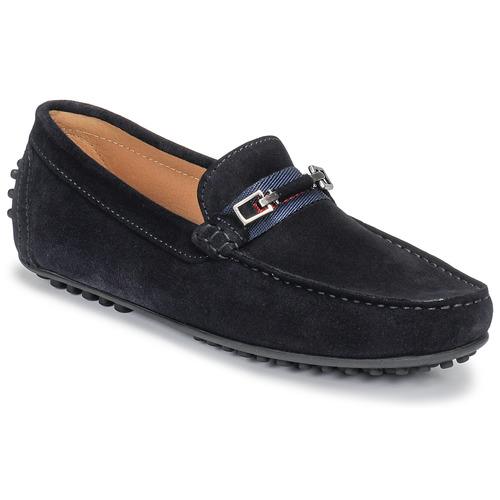Chaussures Homme Mocassins Brett & Sons FARICE Marine