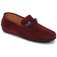 Chaussures Homme Mocassins Brett & Sons FARICE Marron / Marine