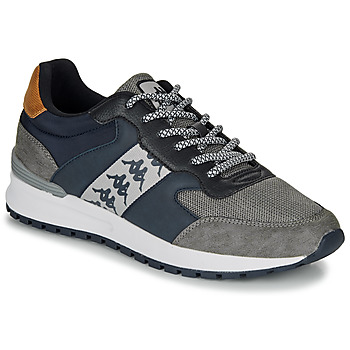 Chaussures Homme Baskets basses Kappa JOLINO Marine / Gris