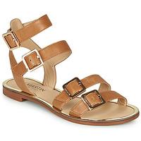 Chaussures Femme Sandales et Nu-pieds JB Martin 1GAPI Marron