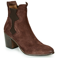 Chaussures Femme Bottines Moma NIAGARA - OLIVER Marron
